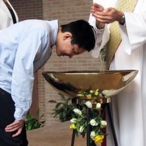 baptême jeune