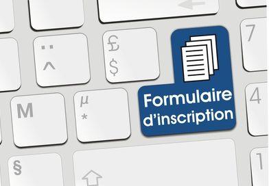 Inscriptions en ligne