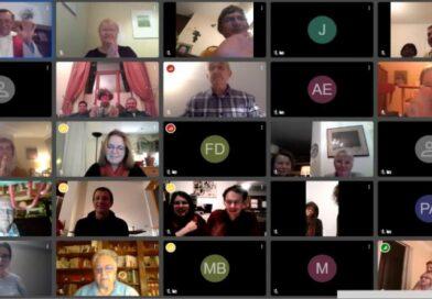 Messes en vidéoconférence
