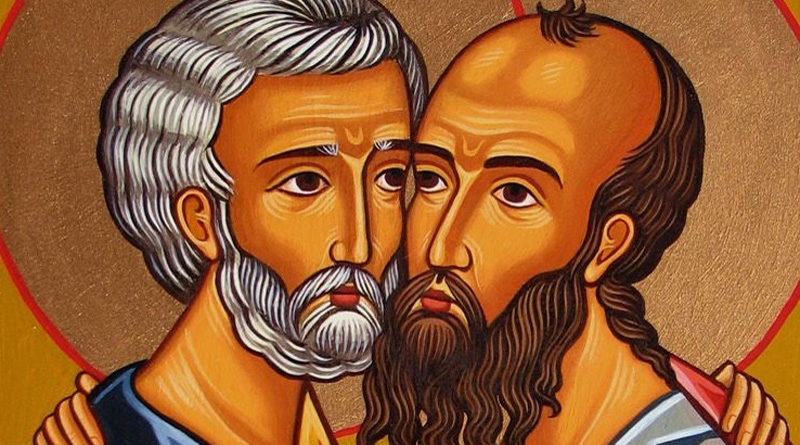 Saints Pierre et Paul, le 29 juin